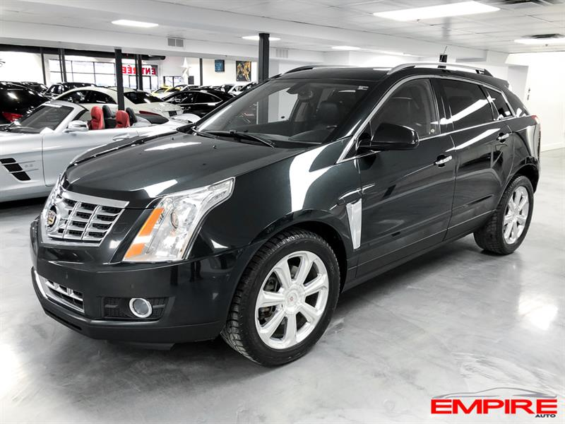 Cadillac SRX 2014 PERFORMANCE AWD 3.6L #A7103