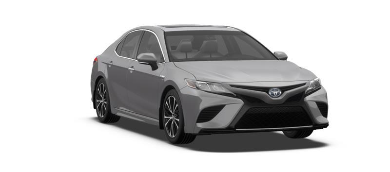 2019 Toyota Camry Hybrid SE Upgrade Package #12483