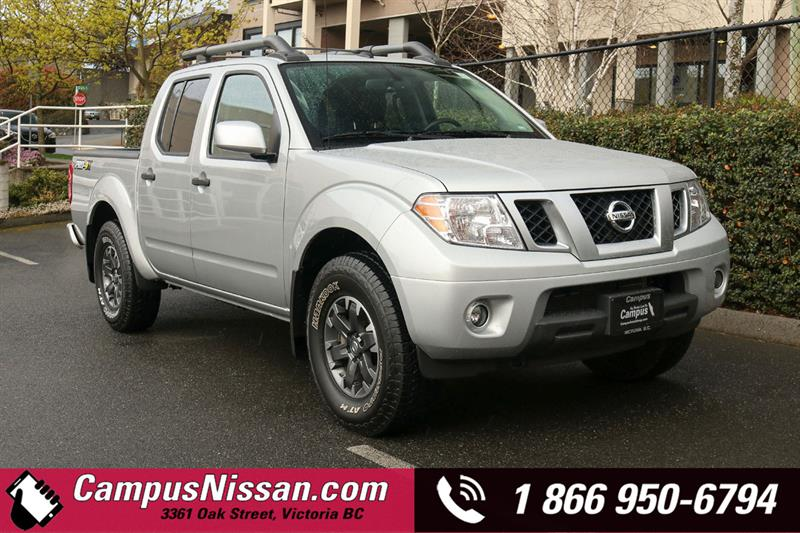 2019 Nissan Frontier | PRO-4X | 4WD w/ Leather Package #JN3223