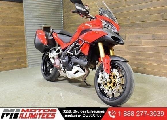 buy popular 79b90 72185 2012 DucatiMULTISTRADA 1200 S TOURING37 529 KM 10,995