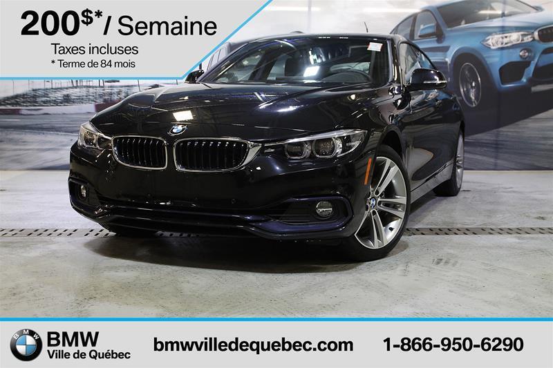 BMW 430i 2018 xDrive Gran Coupe #22128A