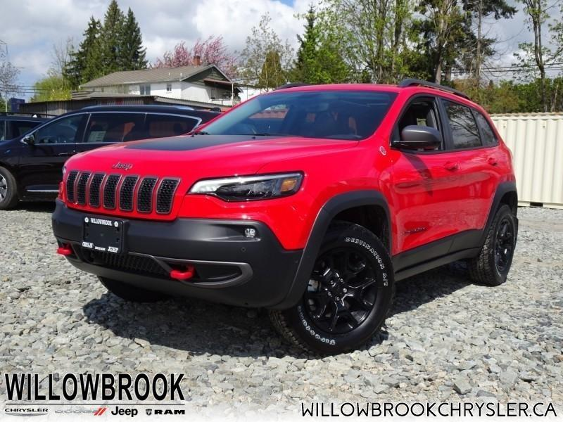 2019 Jeep Cherokee #19J172
