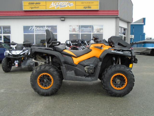 Can-am Outlander 1000 2015
