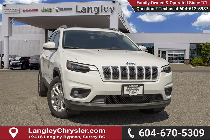 2019 Jeep Cherokee North #K247387