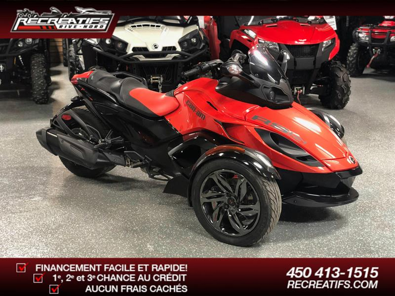 Can-am Spyder RSS 2016