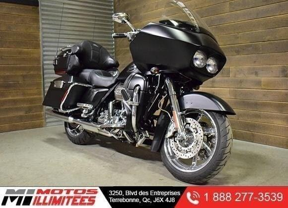 2011 Harley Davidson FLTRUSE CVO ROAD GLIDE ULTRA