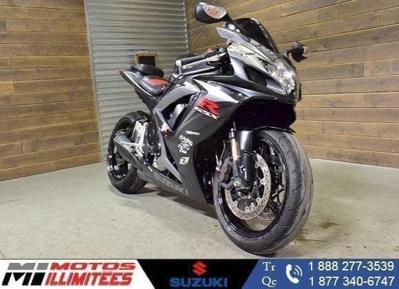 on sale 6861e de013 2007 SuzukiGsx R75047 694 KM 5,595