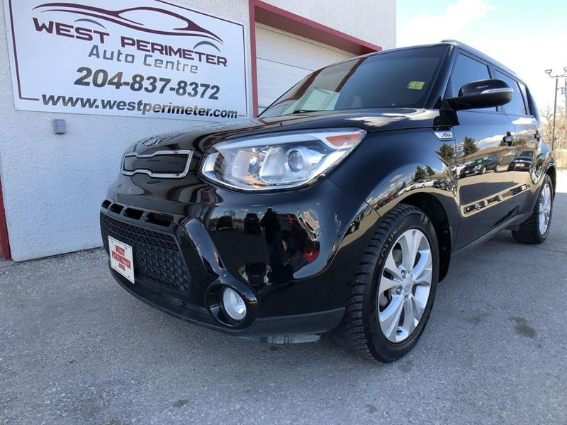 2014 Kia Soul EX+**Htd.Seats*B/up Cam*Bluetooth** #5500-1