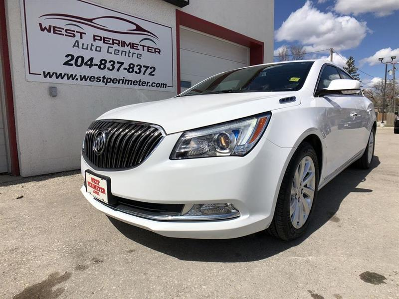 2015 Buick LaCrosse Leather #5531