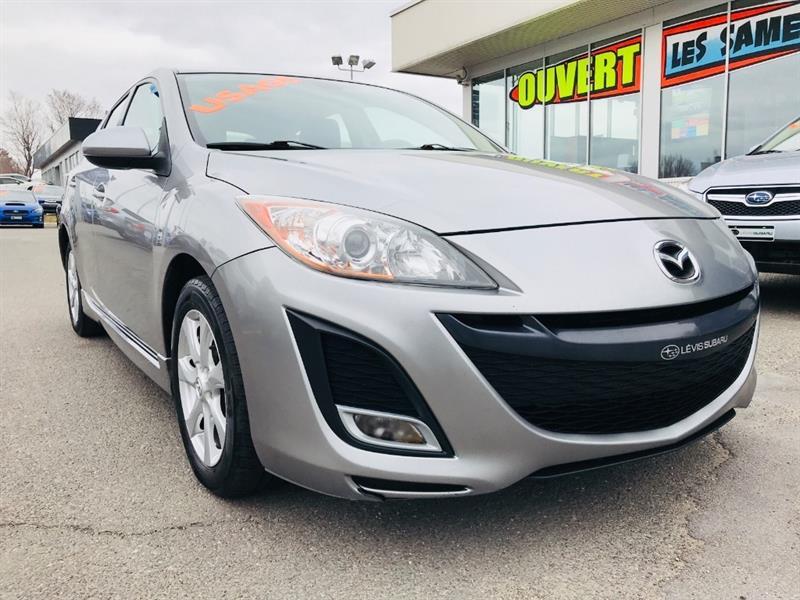 Mazda Mazda3 Sport 2011 GS #k0317b