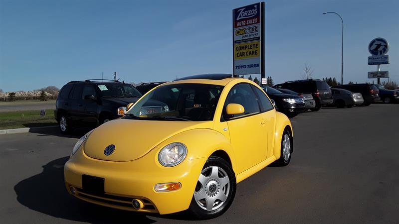2000 Volkswagen New Beetle GLS 1.8L #P437