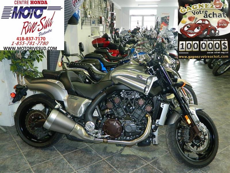Yamaha V-Max 1700 VMX17 2014