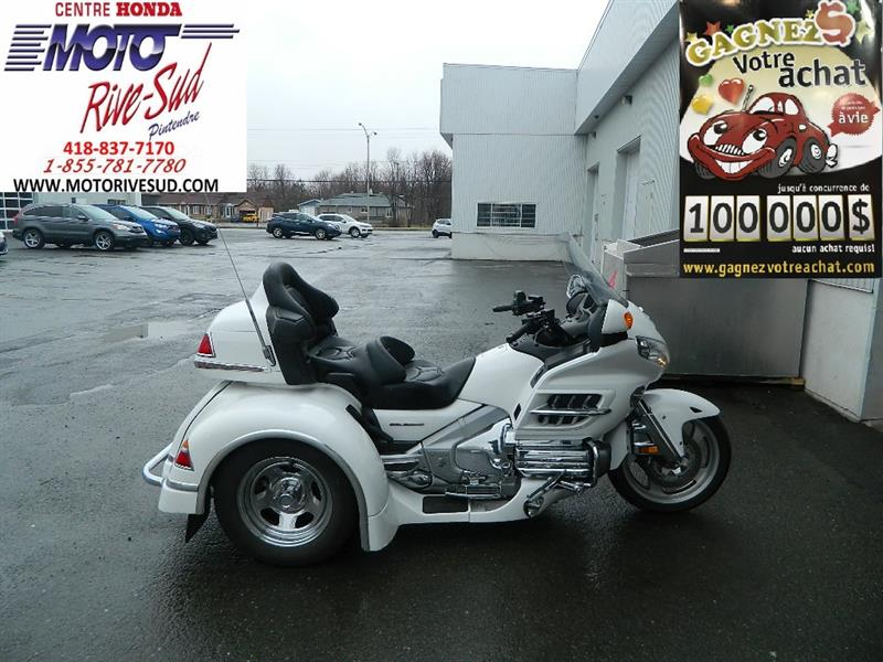 Honda Trike GL 1800  GOLDWING 2005