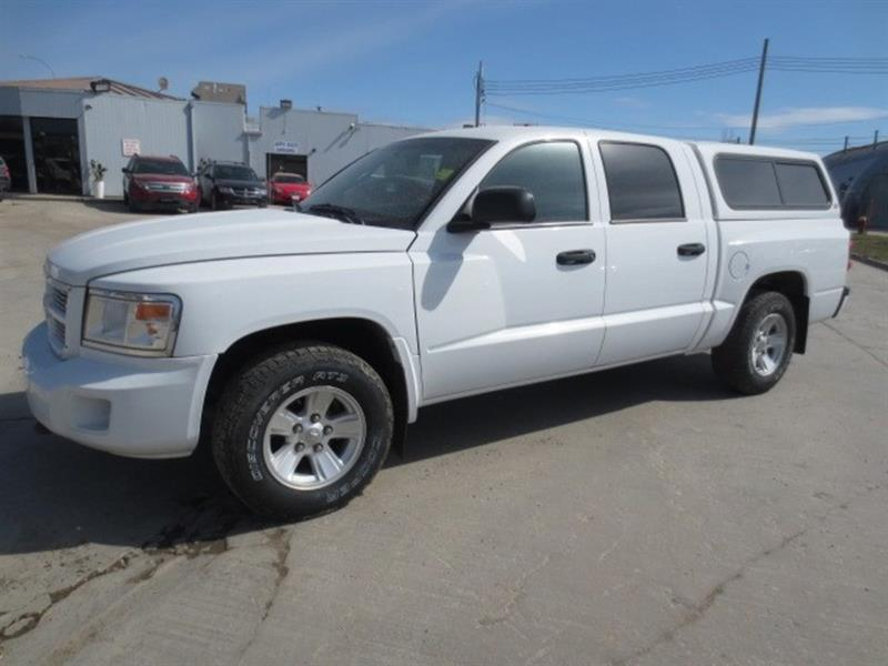 2011 Dodge Dakota SXT CREW CAB #3962