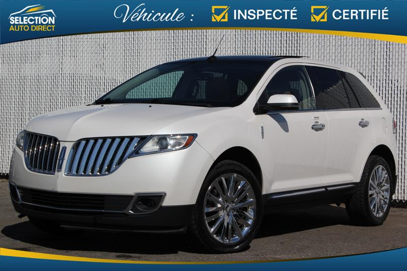 Lincoln MKX 2013 AWD  #SL02682