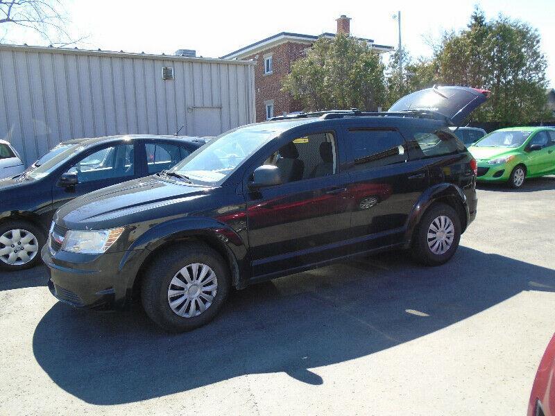 Dodge Journey 2009 FWD 4dr SE #221674