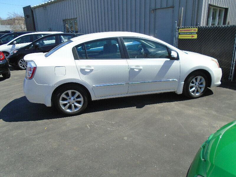 Nissan Sentra 2011 4dr Sdn I4 2.0 #4331