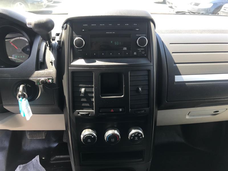 Dodge Grand Caravan C-V 2010