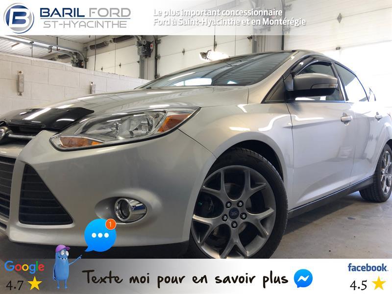 Ford Focus 2014 5dr HB SE #c7131