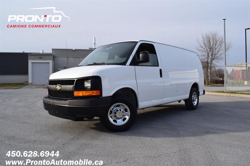 Chevrolet Express 2500 2012 1 Propriétaire ** Full Rack ** Voir équipement **  #1839