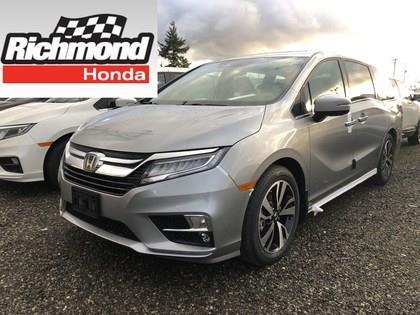 2019 Honda Odyssey Touring #Y0300