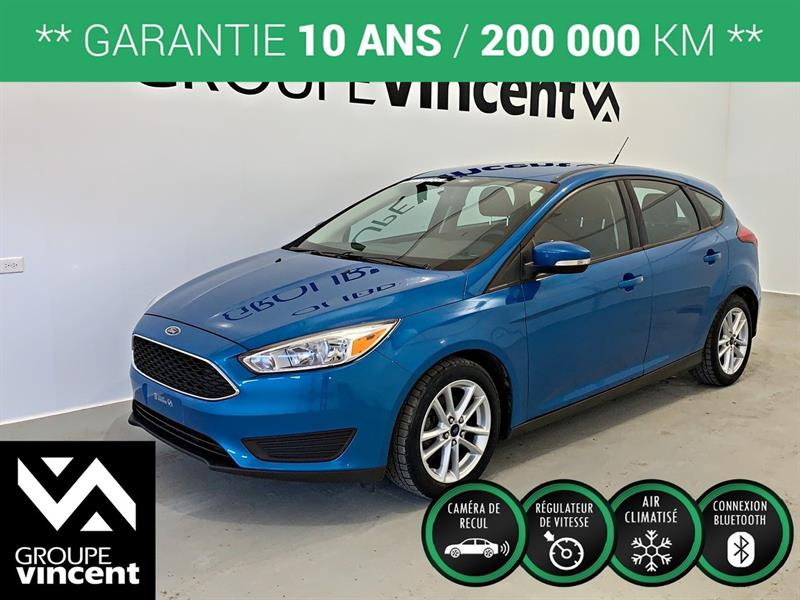 Ford FOCUS 2015 SE **GARANTIE 10 ANS** #5641AT-V