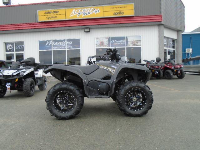 Yamaha Grizzly 700 2018