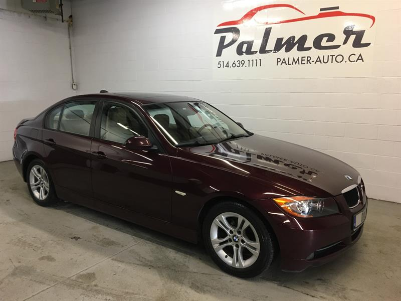 BMW 3 Series 2008 4dr Sdn #18814