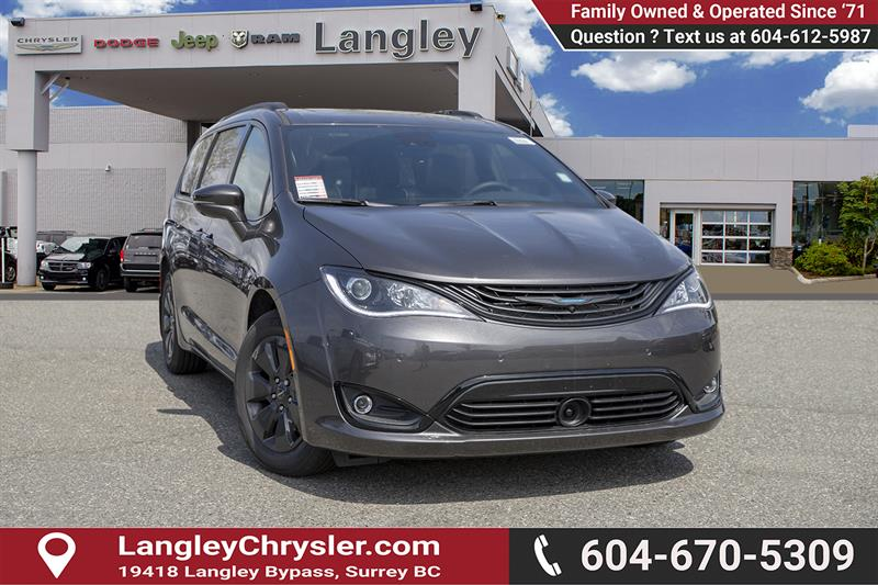 2019 Chrysler Pacifica Hybrid Limited #K653566