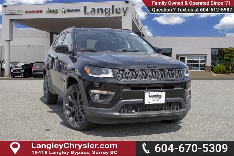 2019 Jeep Compass Limited #K684042