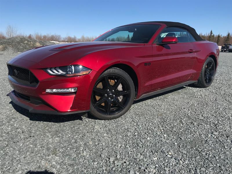 Ford Mustang 2018 GT Premium Convertible #31739A