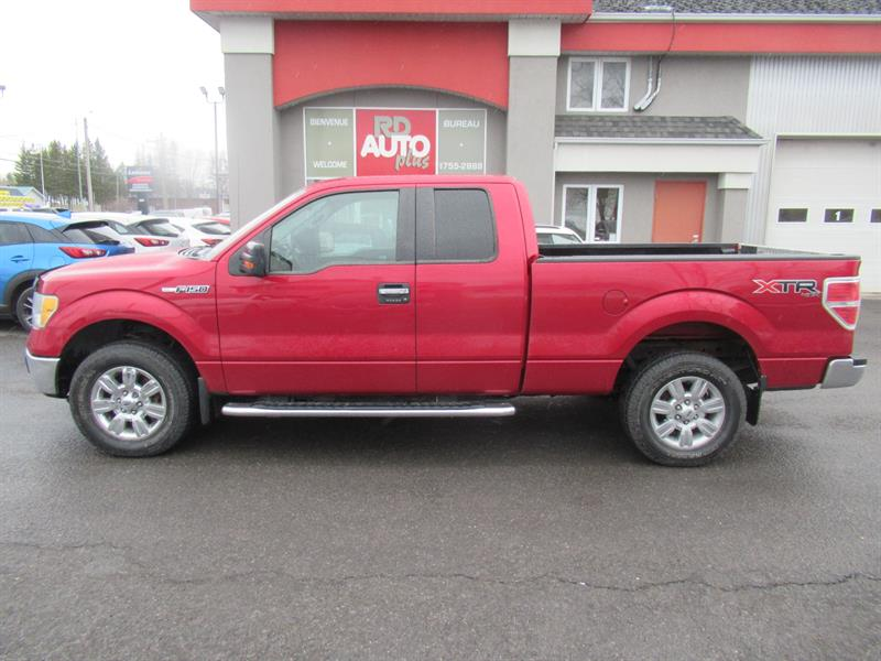 Ford F-150 2010 4WD SuperCab #10370