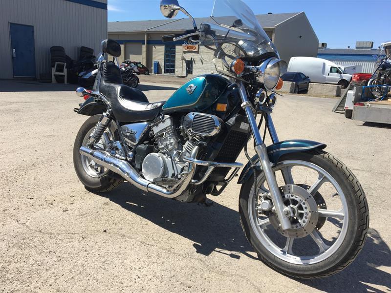 Kawasaki Vulcan 1992 VN750 #33588RDL