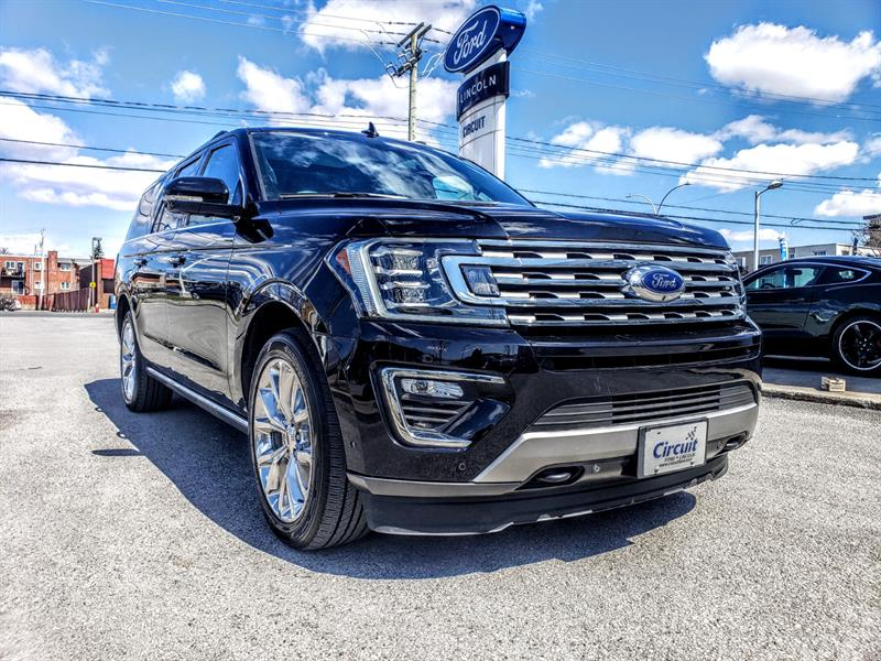 Ford Expedition 2018 ** LIMITED MAX ** 4x4 #u3704
