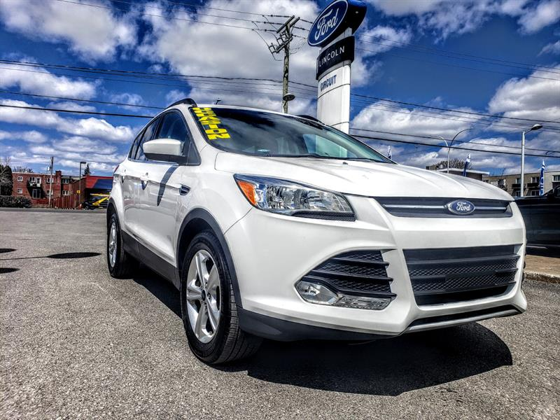Ford Escape 2016 SE ** 1.9% DISPO ** #81659a