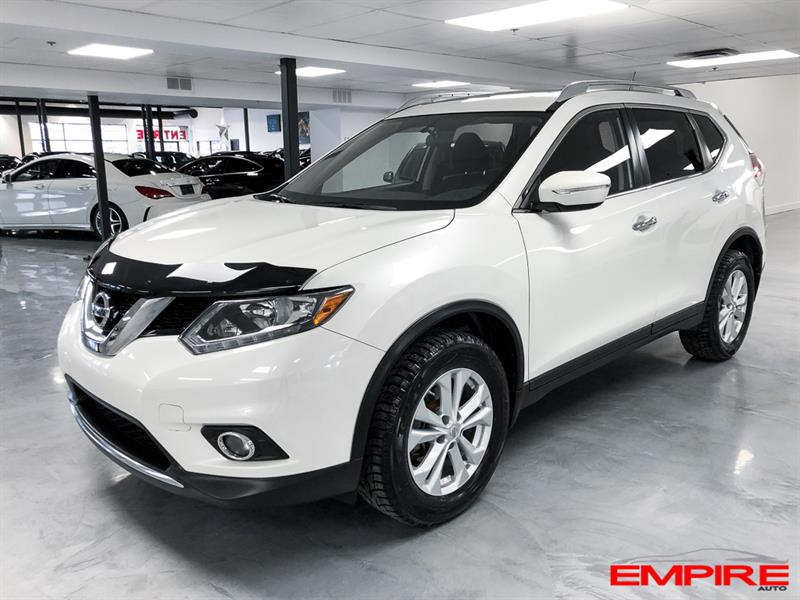 Nissan Rogue 2015 AWD SV TOIT PANORAMIQUE #A6935-1-1