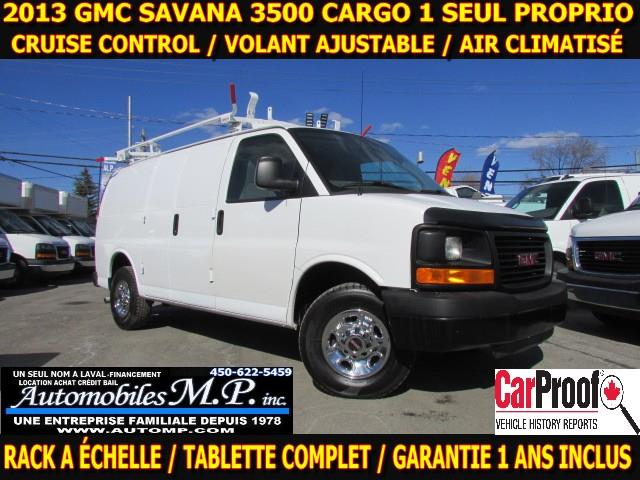 GMC Savana 3500 2013