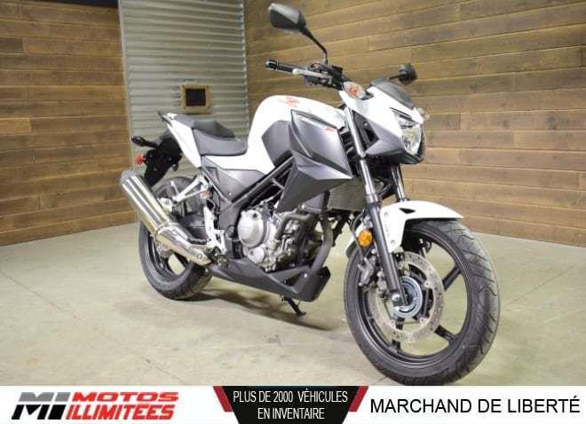 0cefc1878ae 2015 HondaCB300F ABS2 155 KM 3
