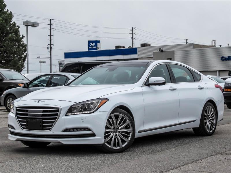 2015 Hyundai Genesis Owners personal car #26094