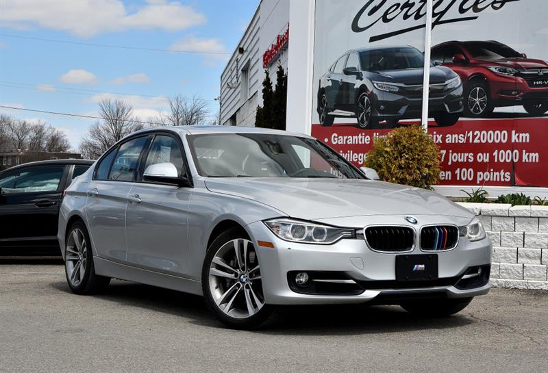 BMW 3 Series 2012 335i RWD  #190804A