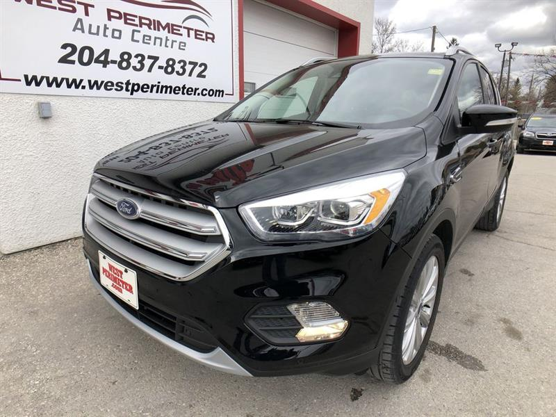2017 Ford Escape Titanium B-upCam, Leather, Blutooth, NAV #5419