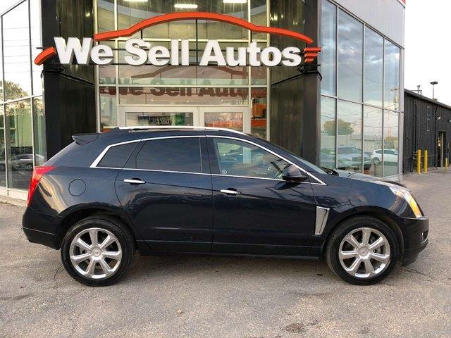 2015 Cadillac SRX Premium #15LR26990A