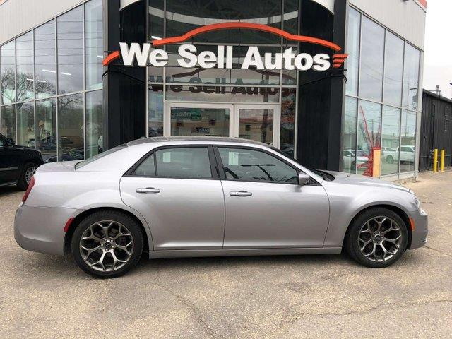 2017 Chrysler 300 300S #17C346139