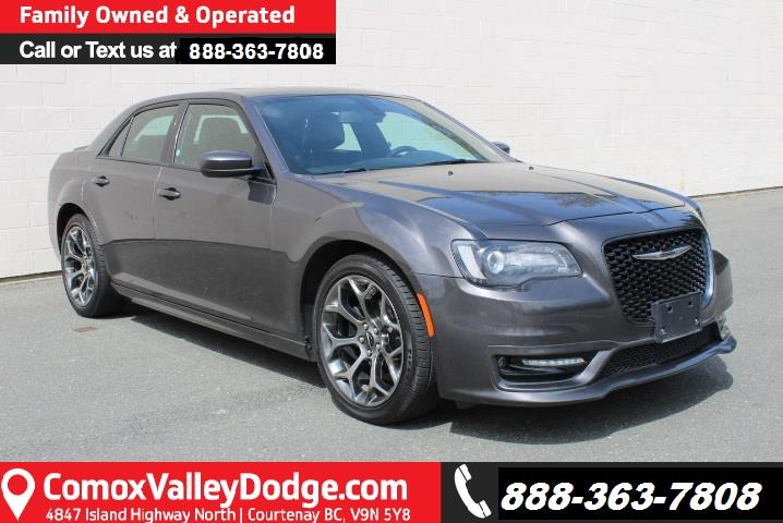 2018 Chrysler 300 S #H195610