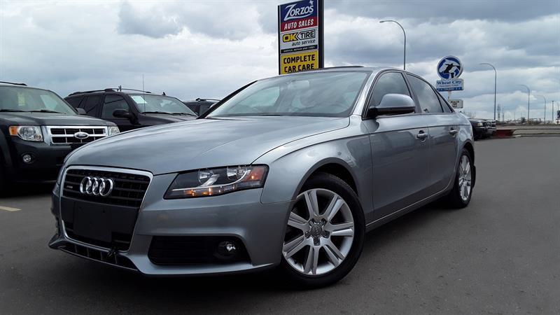 2009 Audi A4 2.0T Premium #P464