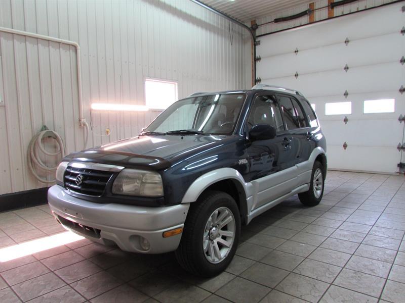 Suzuki Grand Vitara 2004 4dr 4WD #04-1518