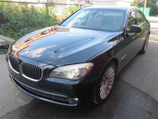 BMW 750I 2012  FINANCEMENT MAISON $69 SEMAINE #S2335  *CERTIFIÉ*