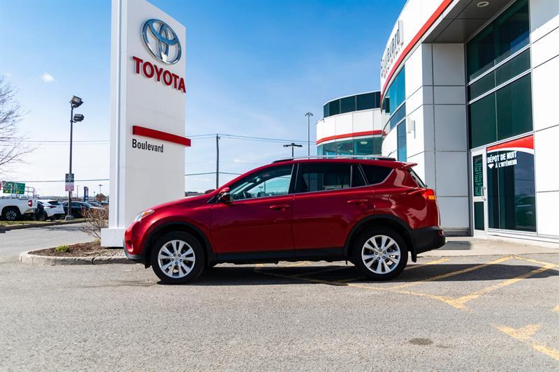 Toyota RAV4 2014 * LIMITED AWD * #84757B