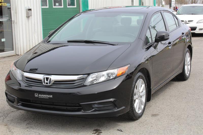 Honda Civic Sdn 2012 4dr Auto EX #PV6935