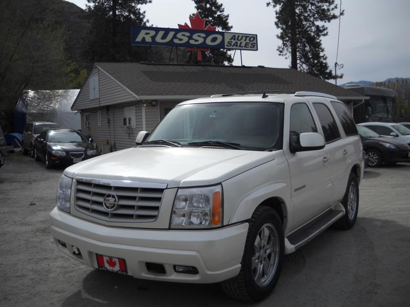 2006 Cadillac Escalade AWD....SOLD.... #3404